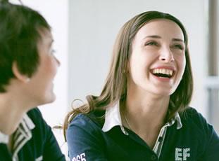 专业认证的外籍培训师